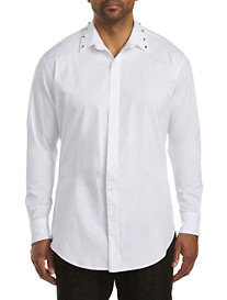 MVP Collections Embellished Sport Shirt
