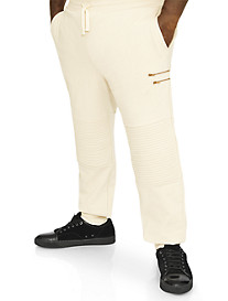 MVP Collections Moto Joggers