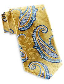 Geoffrey Beene Moony Paisley Tie