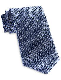 Geoffrey Beene Chainlink Neat Tie