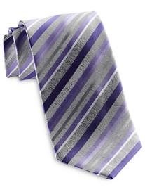 Geoffrey Beene 24/7 Stripe Tie