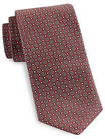Eton Print Silk Tie