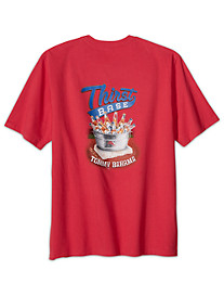 Tommy Bahama Thirst Base Graphic Tee