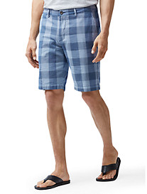 Tommy Bahama Diego Plaid Shorts