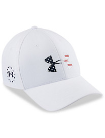 Under Armour® Freedom Low Crown Stretch Fit Cap