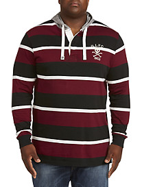 Polo Ralph Lauren Hooded Rugby Shirt