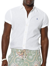 Polo Ralph Lauren® Short-Sleeve Surf Wash Sport Shirt