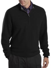 Cutter & Buck® Smith Cove Ottoman Half-Zip Pullover
