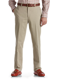 Brooks Brothers® Clark Advantage Flat-Front Chinos