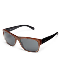 Polo Ralph Lauren® Two-Tone Havana Sunglasses