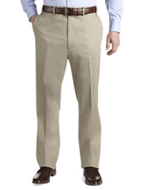 Ralph by Ralph Lauren Flat-Front Dress Pants