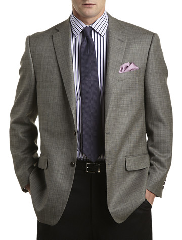 Silk Sport Coat from Destination XL