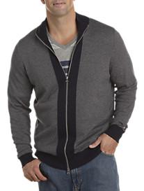 Tommy Hilfiger® Eli Colorblock Zip Cardigan