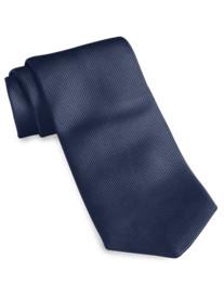 Keys & Lockwood Woven Diagonal Solid Tie