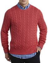 Polo Ralph Lauren® Cable-Knit Sweater