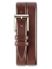 Allen Edmonds® Wide Calfskin Belt