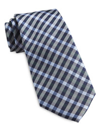Tommy Hilfiger® Textured Gingham Silk Tie