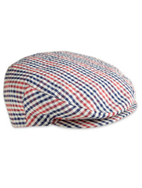 Brooks Brothers® Red Gingham Ivy Cap
