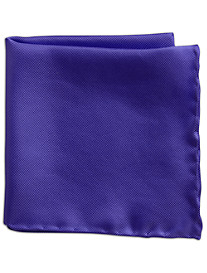 Rochester Solid Pocket Square