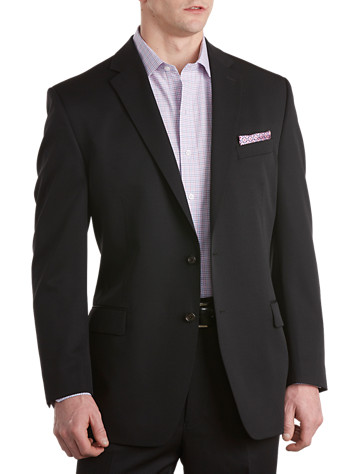 Black Sport Coats from Destination XL