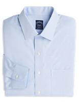 Brooks Brothers® Non-Iron Pinpoint Dress Shirt