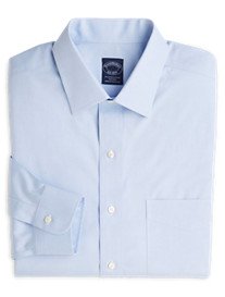 Brooks Brothers® Non-Iron Pinpoint Dress Shirt