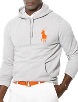 Polo Ralph Lauren® Fleece Pullover Hoodie