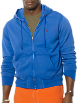 Polo Ralph Lauren® Fleece Zip-Front Hoodie