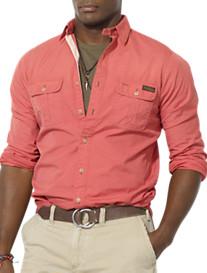 Polo Ralph Lauren® Lightweight Canvas Work Shirt