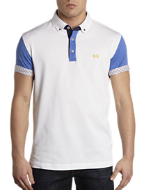 Robert Graham® Harrier Colorblock Polo