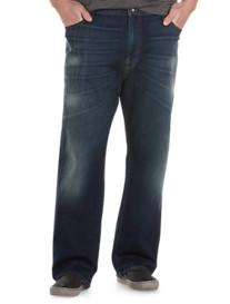 Lucky Brand® Seagrass Denim Jeans – Dark Wash