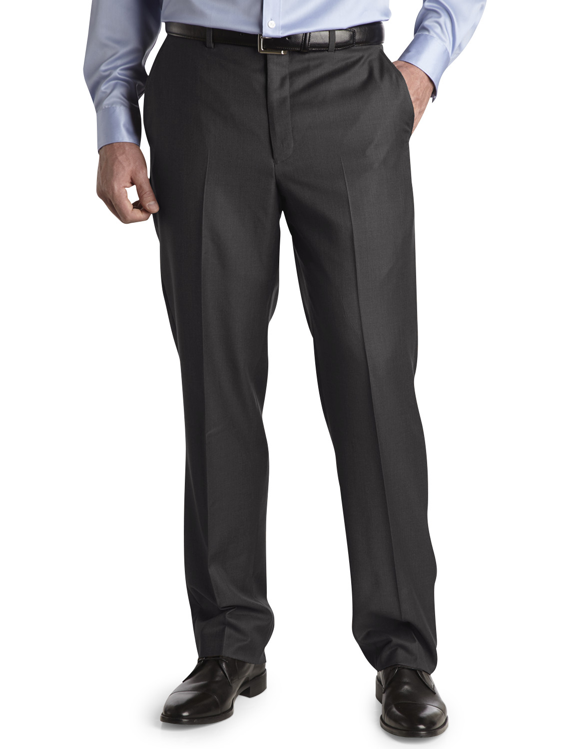 Pleated Dress Pants For Men