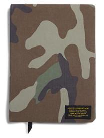 Polo Ralph Lauren® Camo Canvas Journal
