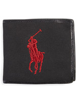 Polo Ralph Lauren® Canvas Billfold with Big Pony