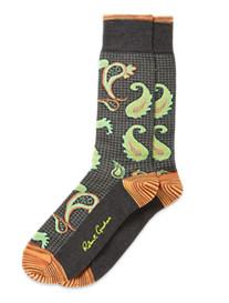 Robert Graham® Wolfe Paisley Socks