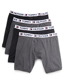Tommy Hilfiger® 4-Pk Knit Boxer Briefs