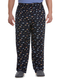 Tommy Hilfiger® Fish Print Cotton Lounge Pants