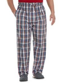 Tommy Hilfiger® Plaid Cotton Lounge Pants