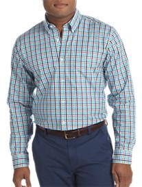 Cutter & Buck® Spring Hill Plaid Sport Shirt