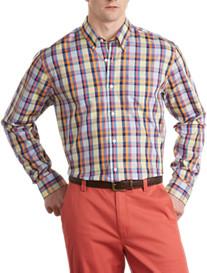 Cutter & Buck® Richey View Plaid Sport Shirt