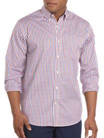 Cutter & Buck® Sea Plane Check Sport Shirt