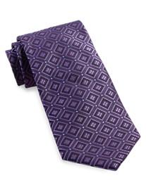 Rochester Benson Floral Silk Tie