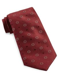 Rochester Textured Floral Silk Tie