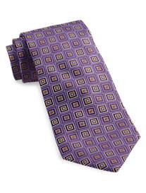 Rochester Bailey Medallion Silk Tie