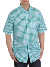 Tommy Hilfiger® Markin Small Plaid Sport Shirt