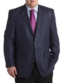 Rochester Check Silk/Wool Sport Coat