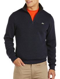 Lacoste® Half-Zip Knit Pullover