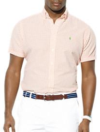 Polo Ralph Lauren® Seersucker Gingham Sport Shirt