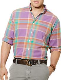 Polo Ralph Lauren® Plaid Mercer Pocket Sport Shirt