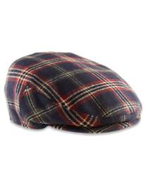 Brooks Brothers® Ivy Tartan Wool Newsboy Cap
